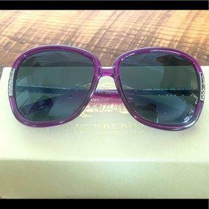 Burberry - Violet Sunglasses